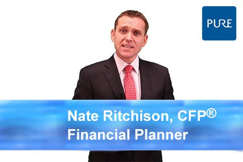 difference between a will and a trust nate ritchison cfp