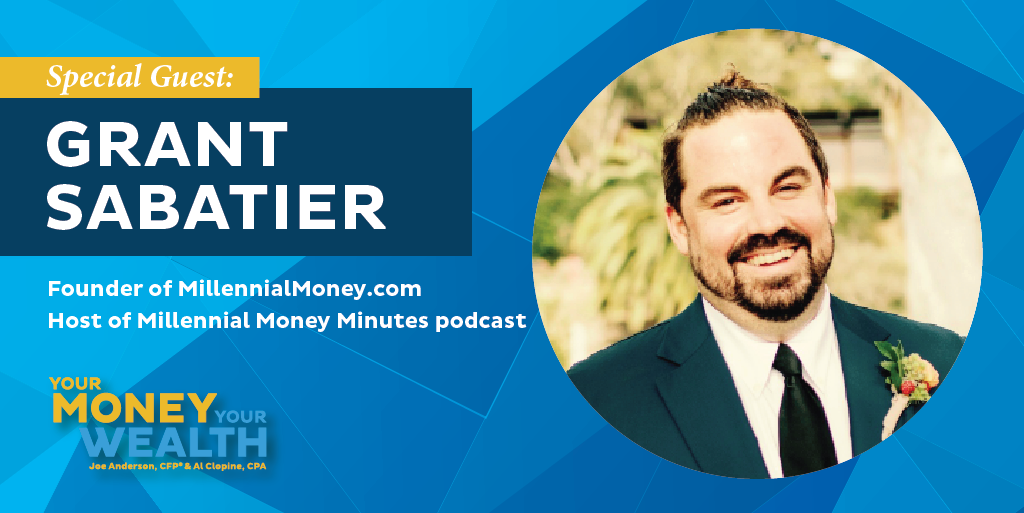 Podcast 134 - Millennial Money - Twitter