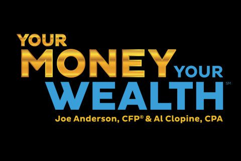Your Money, Your Wealth logo