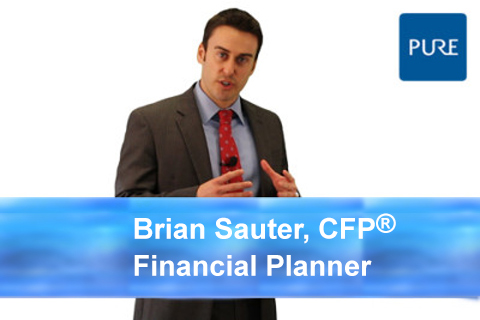 Brian Sauter, CFP