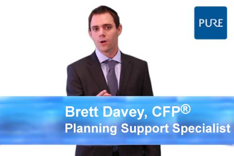 Brett Davey, CFP