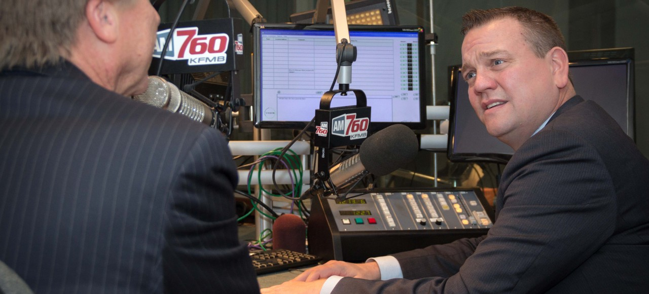 financial radio show san diego