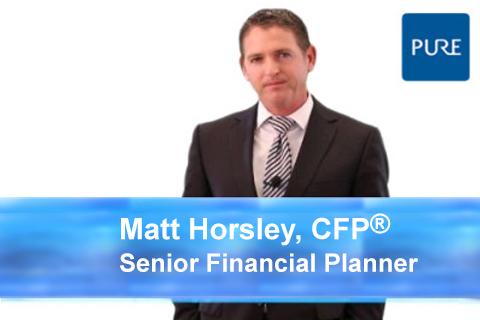 Matt Horsley, CFP