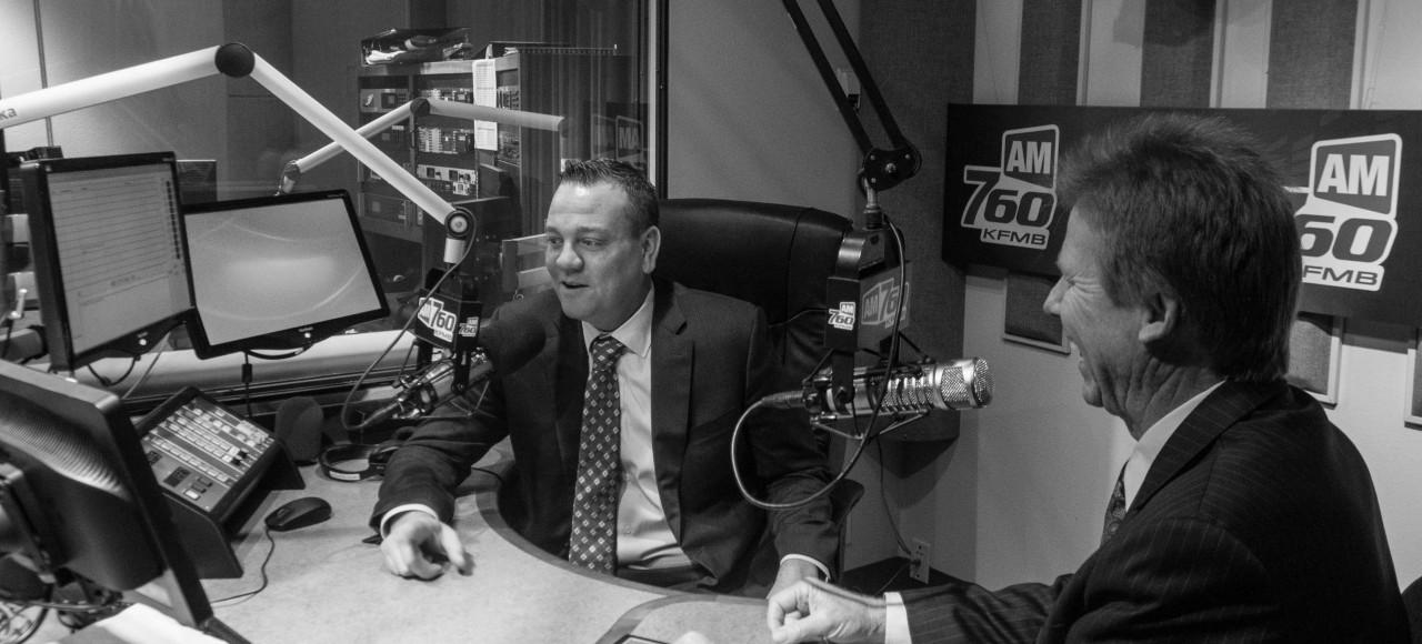 radio podcast san diego