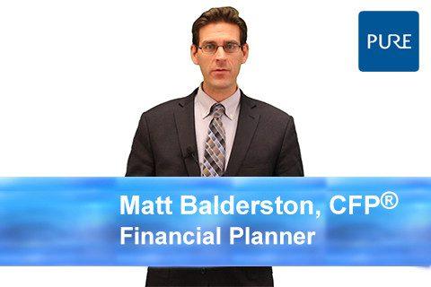 Matt Balderston, CFP