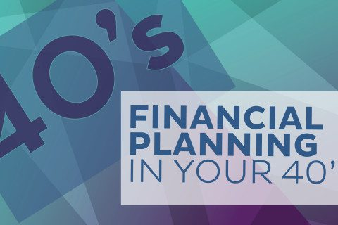 fin. planning in your 40's