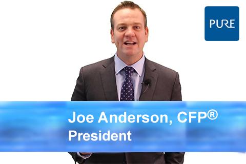 Joe Anderson Pure Financial