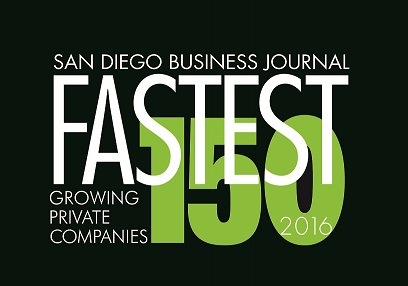 2015 Fastest Growing 100 Logo