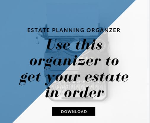 estate organizer