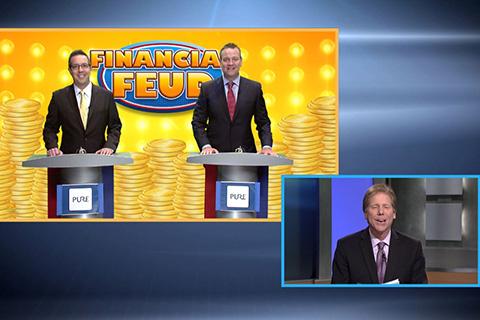 financial feud