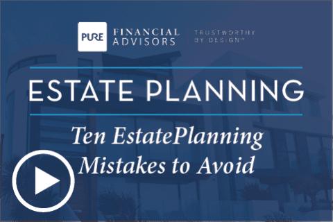 estate planning webcast