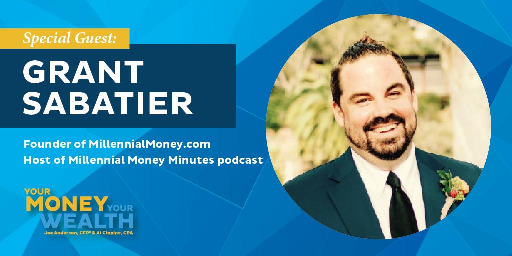 Podcast 134 - Millennial Money - Twitter