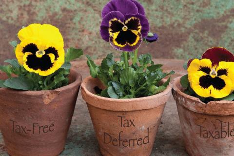 Tax Deferred Retirement Plan