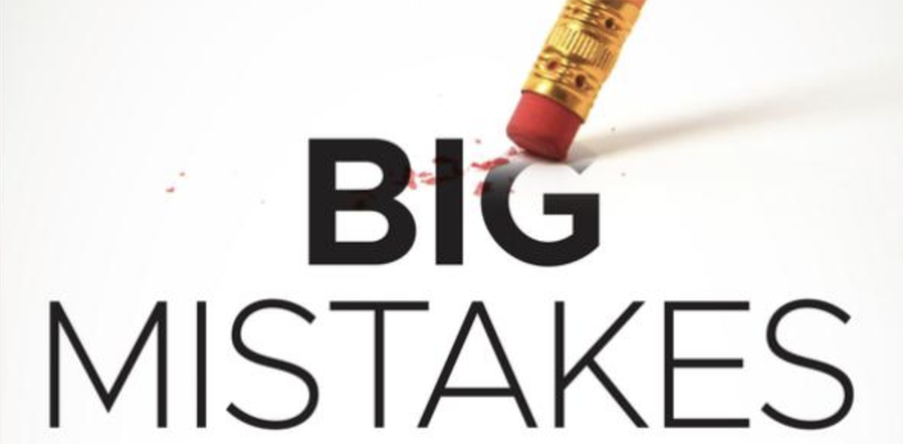 Big Mistakes: The Best Investors and Their Worst Investments by Michael Batnick