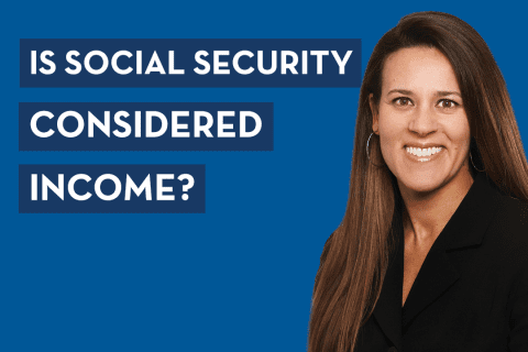 Is Social Security Considered Income?