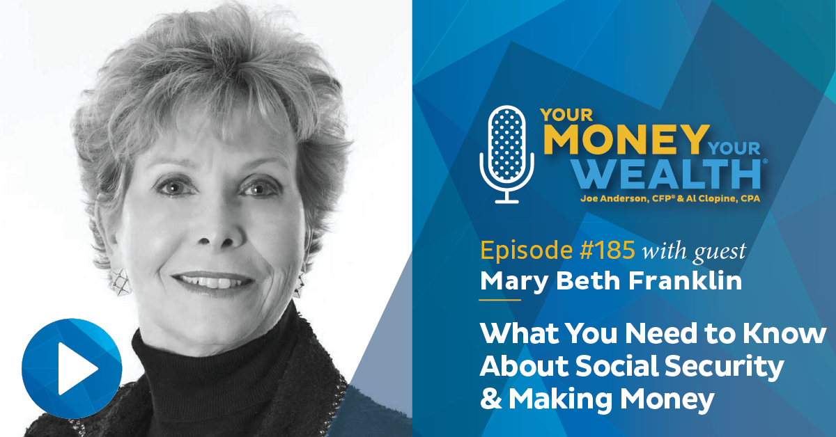 Mary Beth Franklin What You Need to Know About Social Security and Making Money