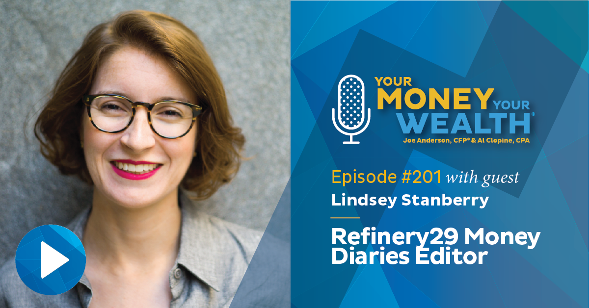 Lindsey Stanberry, Refinery29 Money Diaries - Your Money, Your Wealth® interview