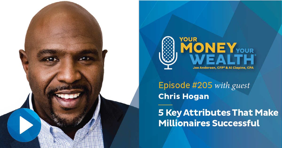 5 Key Attributes That Make Millionaires Successful with Chris Hogan