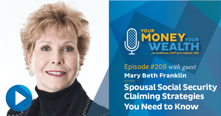 Mary Beth Franklin: Spousal Social Security Claiming Strategies You Should Know