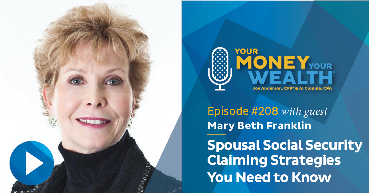 Mary Beth Franklin: Spousal Social Security Claiming Strategies You Need to Know