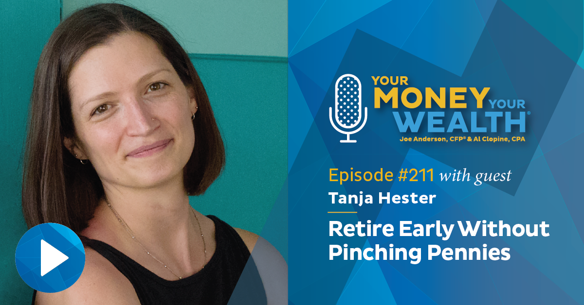 Tanja Hester: Retire Early Without Pinching Pennies