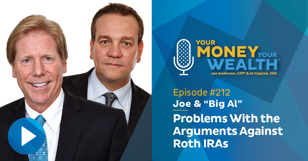Problems With the Arguments Against Roth IRAs