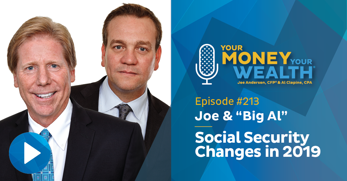 Social Security Changes in 2019 | Your Money, Your Wealth®