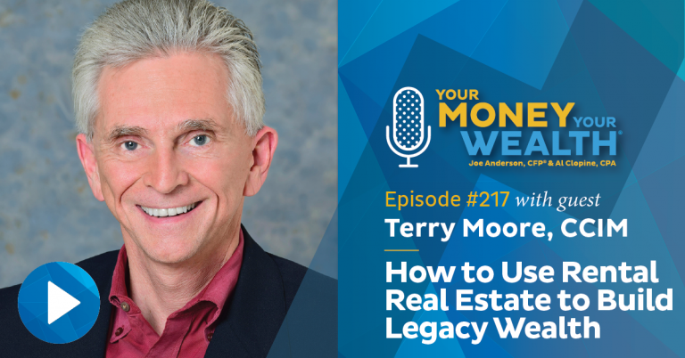 Terry Moore: How to Use Rental Real Estate to Build Legacy Wealth