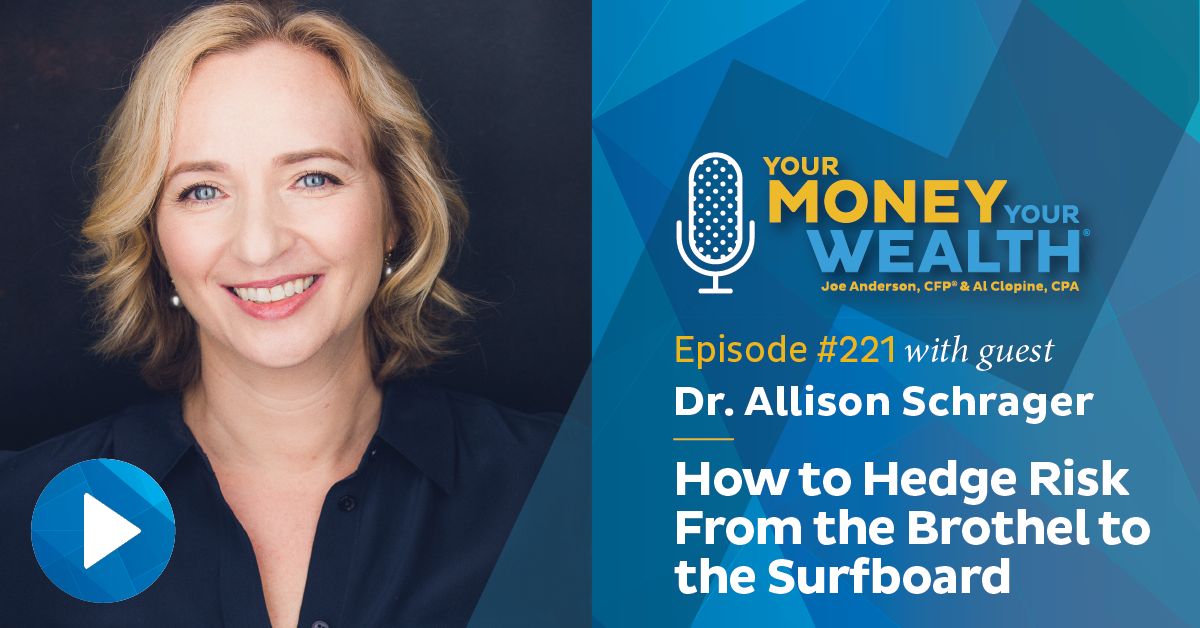 Dr. Allison Schrager: How to Hedge Risk From the Brothel to the Surfboard