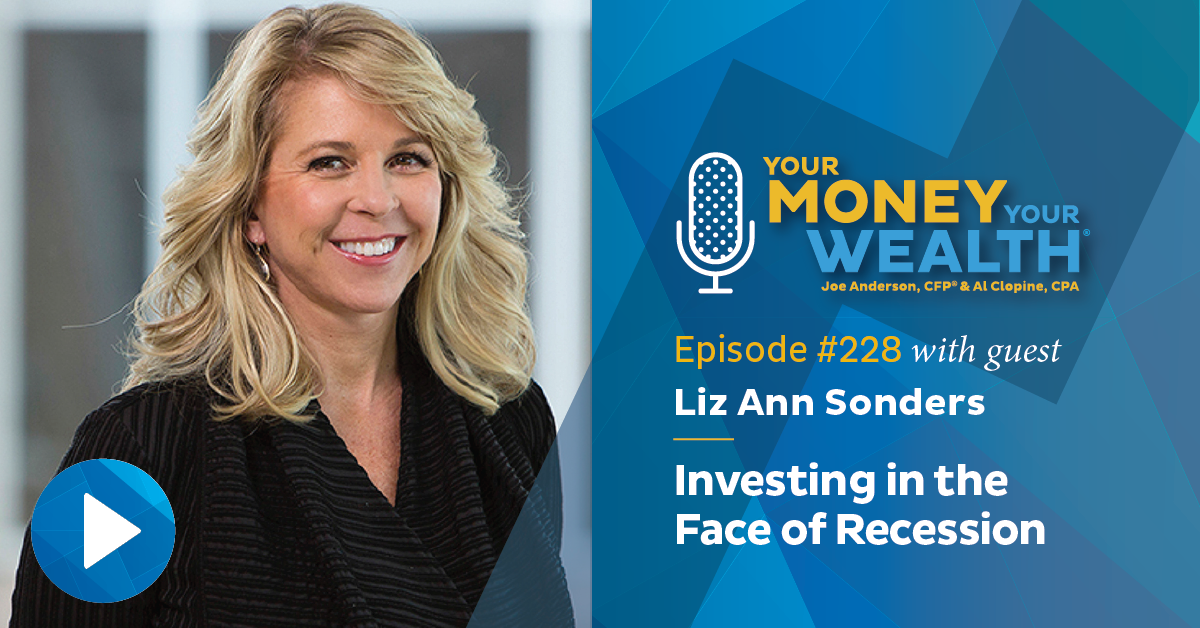 Liz Ann Sonders: Investing in the Face of Recession