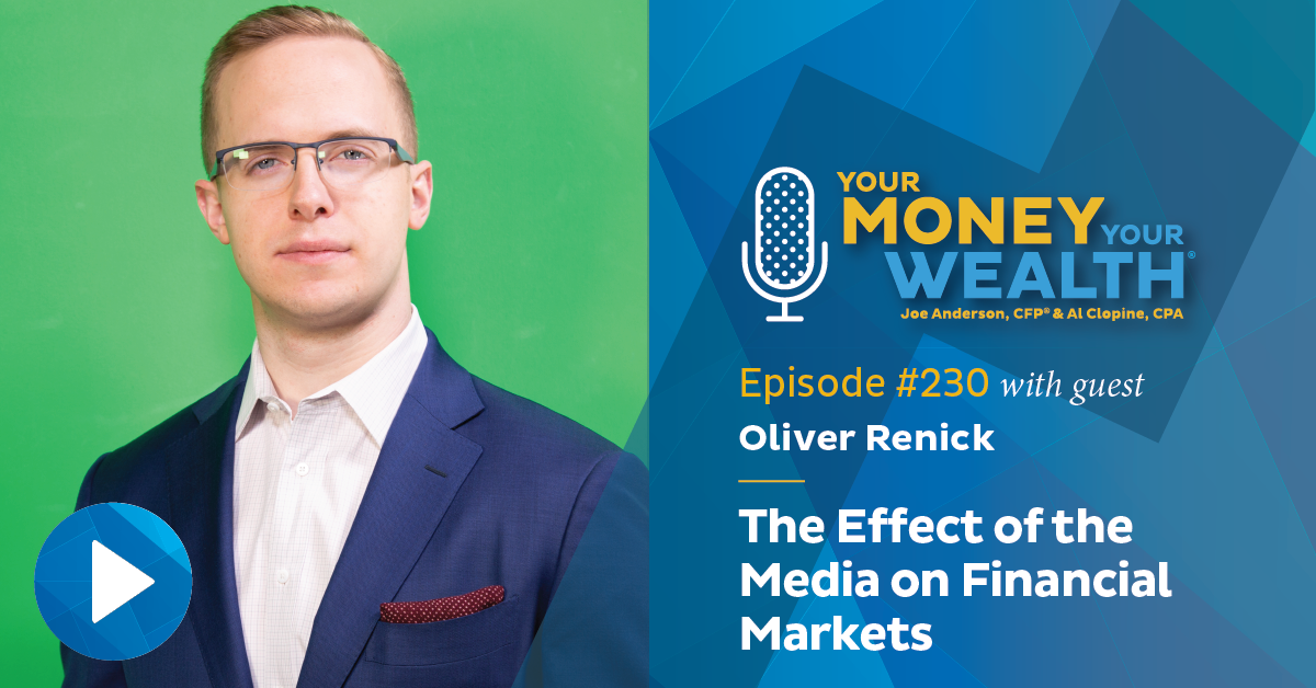 Oliver Renick: The Effect of the Media on Financial Markets