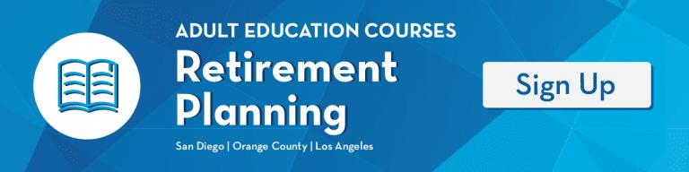 Retirement Planning Courses