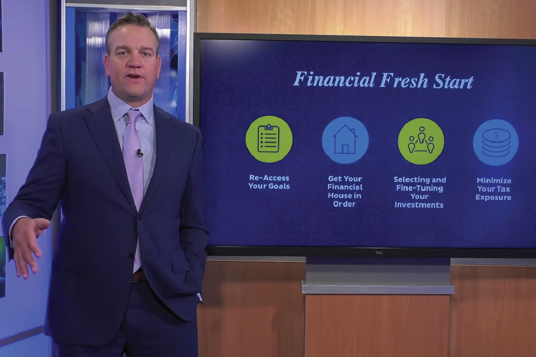 YMYW TV: Financial Fresh Start